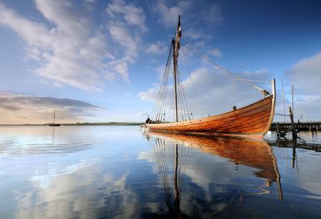 Viking Ship resim