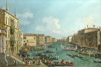 A Regatta on the Grand Canal - UR-C-283