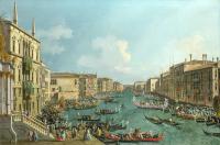 A Regatta on the Grand Canal - UR-C-283