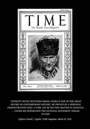 Atatürk Time Dergisi 0