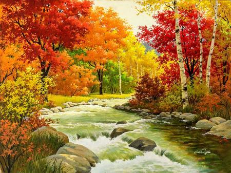 Autumn Hues resim