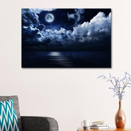 Ay Işığı ve Gece resim2