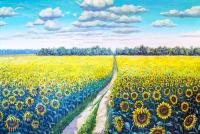 Ayçiçek Tarlaları - DM-C-119