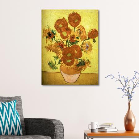 Ayçiçekleri - The Sunflowers - 1  resim2