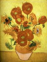 Ayçiçekleri - The Sunflowers - 1  - UR-C-194