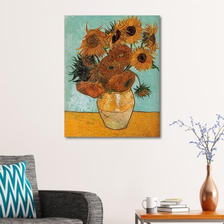 Ayçiçekleri - The Sunflowers - 2 resim2