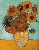 Ayçiçekleri - The Sunflowers - 2 - UR-C-169