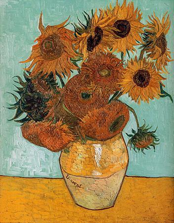 Ayçiçekleri - The Sunflowers - 2 resim