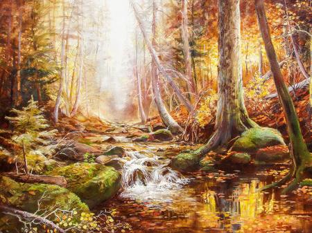 Bakir Orman resim