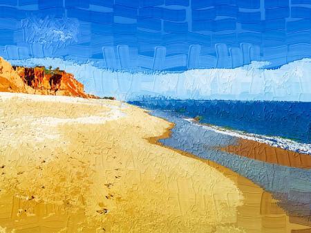 Beach resim