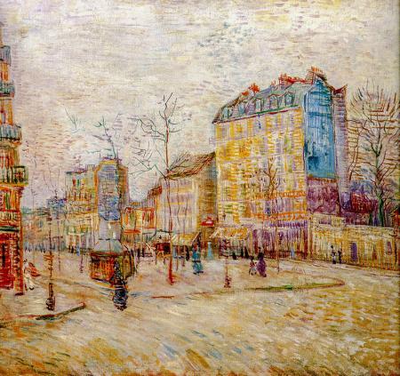 Boulevard De Clichy resim
