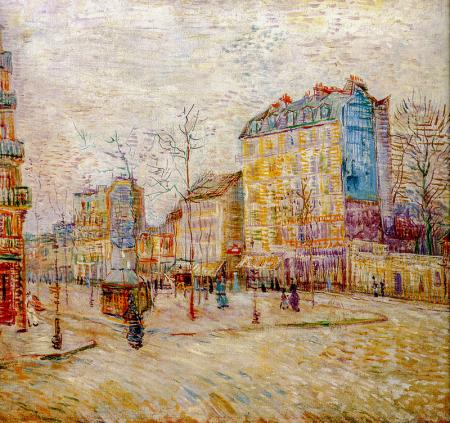 Boulevard De Clichy 0