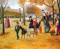 Champs Elysées'in Yürüyüşü - SM-C-103