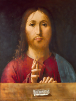 Christ Blessing - UR-C-063
