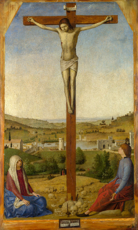 Christ Crucified 0