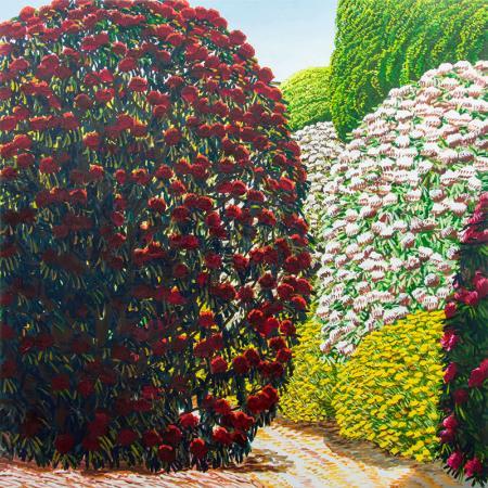 Çiçek Bahçesi resim