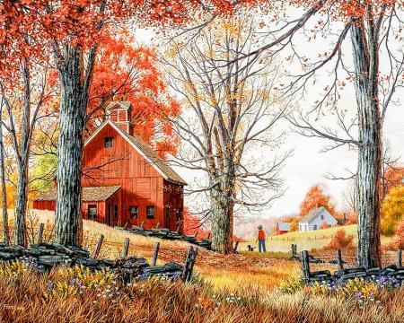 Çiftlik Evi resim