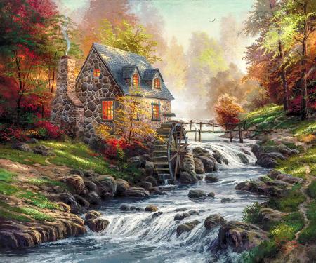 Cinder Mill 0