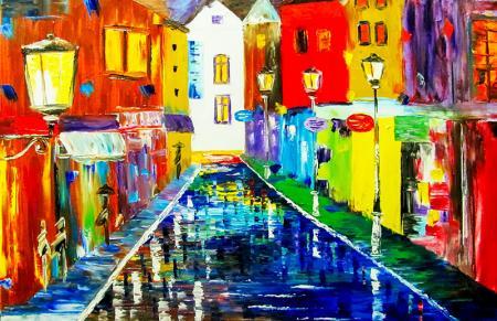 Color City resim