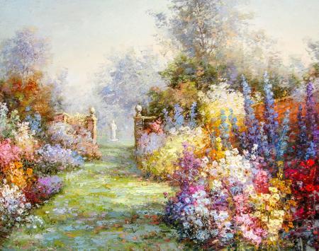 Colorful Garden resim