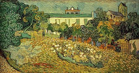 Daubigny's Garden resim