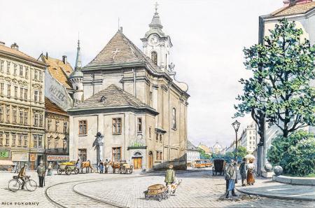 Eski baca süpürme kilisesi resim
