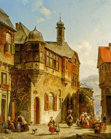 Eski Küçük Mahalle Pazarı resim