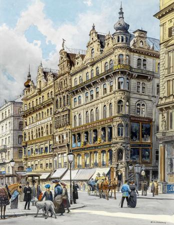 Eski Viyana resim