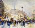 Eugene Galien Laloue Paris Caddeleri k0