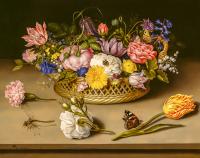 Flower Still Life - UR-C-281