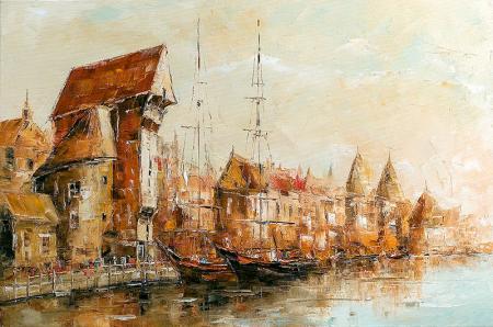 Gdansk Limanı resim