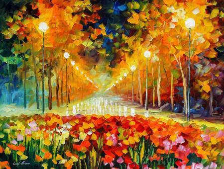 Işıklı Yol resim