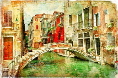 İtalya Venedik resim