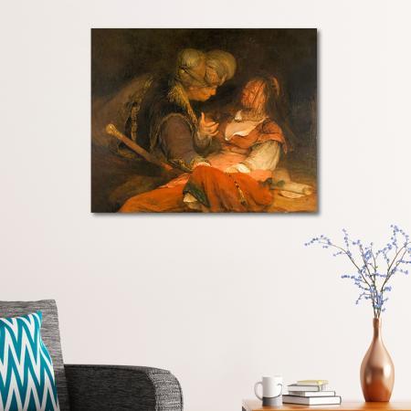 Judah and Tamar resim2