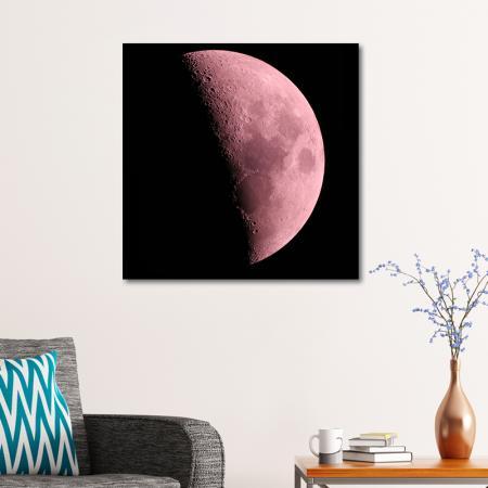 Kırmızı Ay Yüzeyi resim2