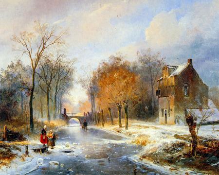 Kış Güneşi resim