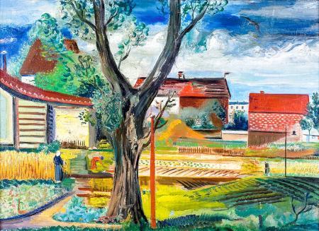 Köy resim