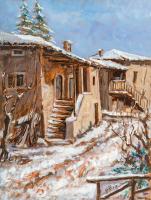 Köyde Kış - DM-C-090