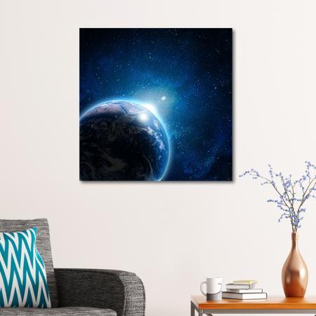 Kozmik Mavi Gezegen resim2