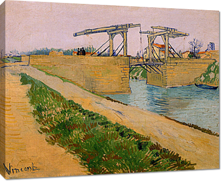 Langlois Bridge at Arles 0