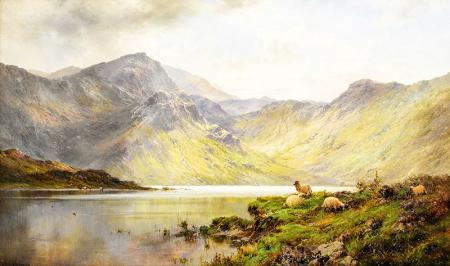 Loch Lomond and Loch Katrine resim