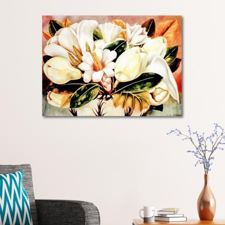 Magnolias resim2