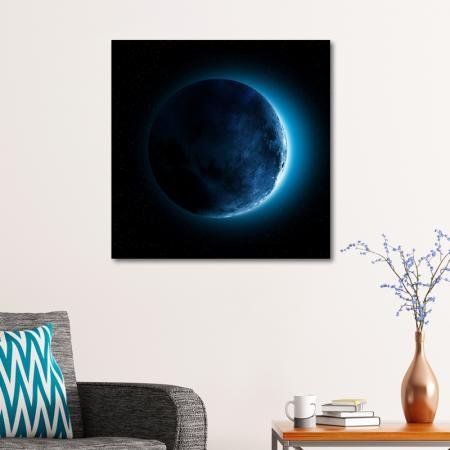 Mavi Ay resim2