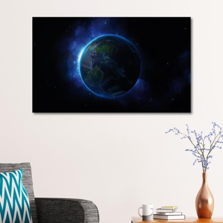 Mavi Dünya Gezegeni resim2