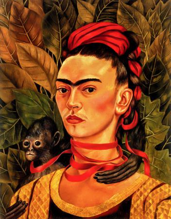 Maymunlu Öz Portre 0