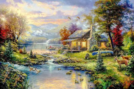 Nature's Paradise resim