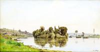 Nehir Manzarası - DM-C-121