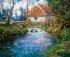 Nehirin Yanındaki Ev k0