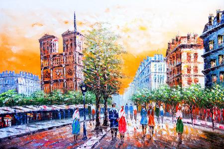 Paris'te Sokak 0