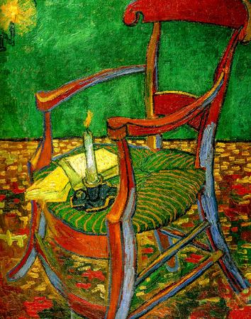 Paul Gauguins Armchair resim